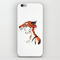 The Masquerade:  The Bengal iPhone & iPod Skin