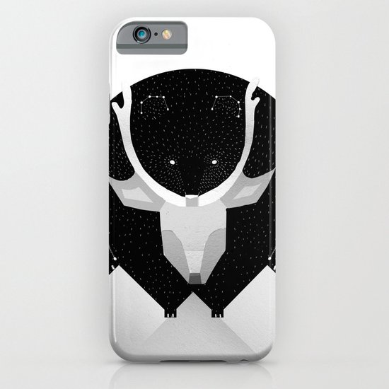Find the Great Bear iPhone & iPod Case