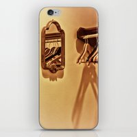 Empty Reflections Yet No… iPhone & iPod Skin