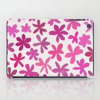 wildflowers 2 iPad Case