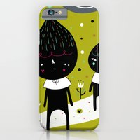 iPhone & iPod Case featuring Home is where I'm with YOU by Pinkrain