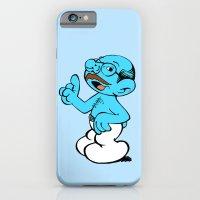 Tobias Smurf iPhone 6 Slim Case
