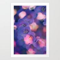 De FlowerDream Art Print