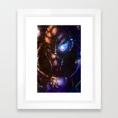 I'm In The Middle Of S… Framed Art Print
