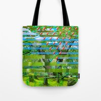 Landscape Of My Heart (s… Tote Bag