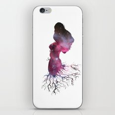 Rooted In The Stars iPhone & iPod Skin