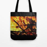 FIRE UP YOUR ENGINE Tote Bag