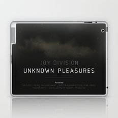 Joy Division - Unknown Pleasures (FACT 10) Laptop & iPad Skin