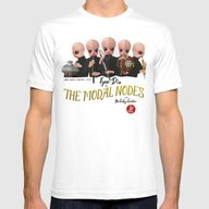 T-shirt featuring The Modal Nodes by DWatson