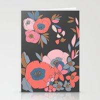 Dakota Flower Stationery Cards