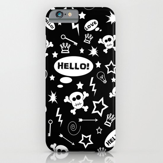 Hello Love! iPhone & iPod Case