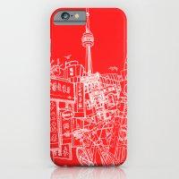 Toronto! (Dark T-shirt Version) iPhone 6 Slim Case