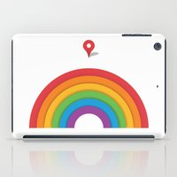 Somewhere Over the Rainbow iPad Case