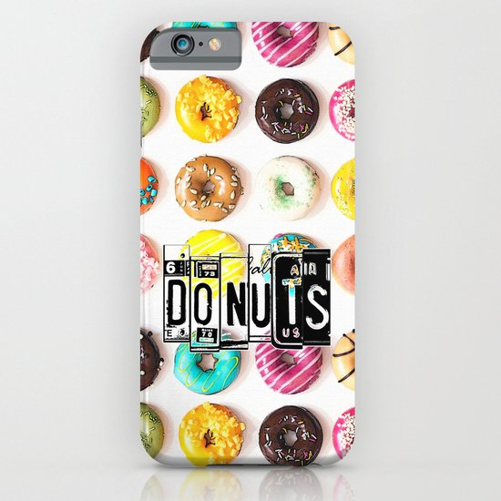 DONUTS iPhone & iPod Case