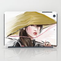 Vietnamese girl iPad Case
