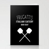 FRUGATTI'S CALIF Stationery Cards