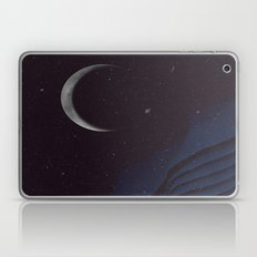 Waxing Cr3sc3nt Glytch Laptop & iPad Skin