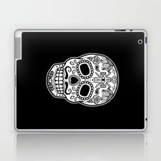 Mexican Skull - Black Edition Laptop & iPad Skin