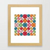 Pattern18 Framed Art Print
