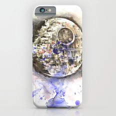 Star Wars Art Painting The Death Star Slim Case iPhone 6s
