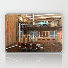 Loft Apartment Dining Room Laptop & iPad Skin