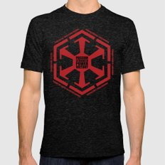 The Code of the Sith Mens Fitted Tee Tri-Black SMALL