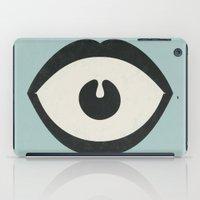 Eye Scream iPad Case