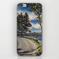 Somes Cove 1 iPhone & iPod Skin