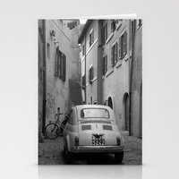 italy Stationery Cards featuring Italy by Angelika Stern