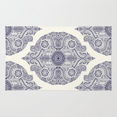 Explorations in Ink & Symmetry Rug
