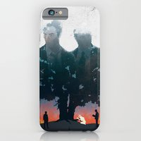 True Detective - The Long Bright Dark iPhone 6 Slim Case