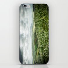 Hills of Sicily iPhone & iPod Skin