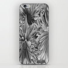 Flowers shadows iPhone & iPod Skin