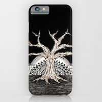 iPhone & iPod Case featuring Lucky Tree by Tiago Berao