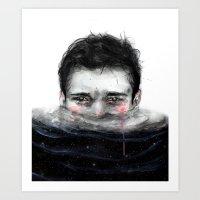 Death and Rebirth Art Print