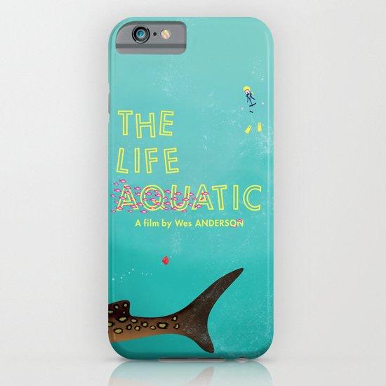 The Life Aquatic iPhone & iPod Case