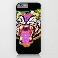 iPhone & iPod Case featuring Tyger Style by Artless Arts