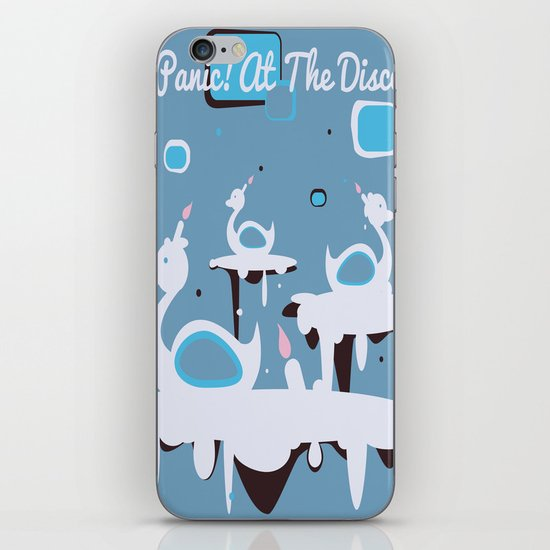 Panic! at the Disco - Candle Swans iPhone & iPod Skin