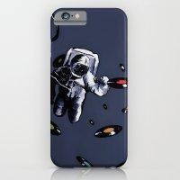 Interstellar Record Hunt iPhone 6 Slim Case