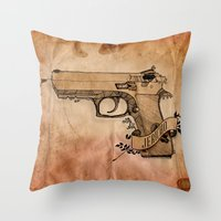 Jericho Throw Pillow