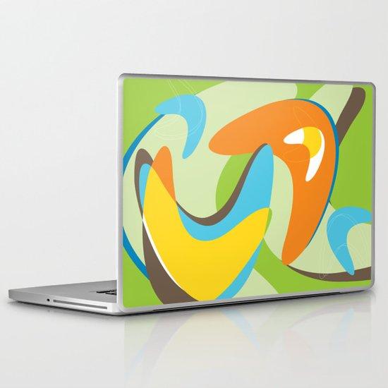 Boomerama Laptop & iPad Skin
