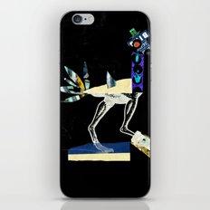 Wild Bird No. 5 (Invert) iPhone & iPod Skin