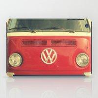 VW Coastin' iPad Case