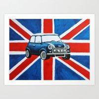 GB Mini Art Print