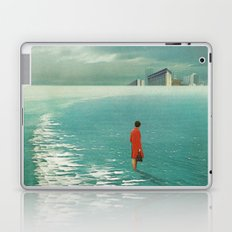Waiting For The Cities To Fade Out Laptop & iPad Skin