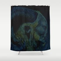 Pan's Labyrinth Shower Curtain