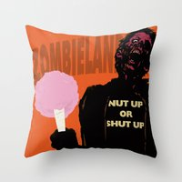 Zombieland Throw Pillow