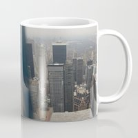 Skyline in Perspective Mug