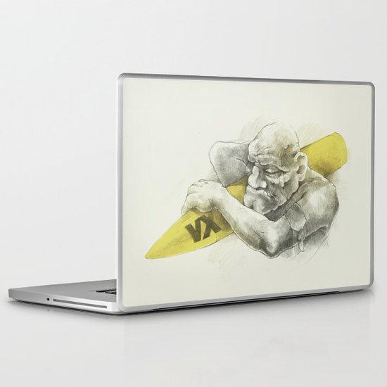 WL / I Laptop & iPad Skin