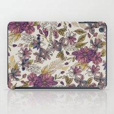 Dreaming Florals iPad Case
